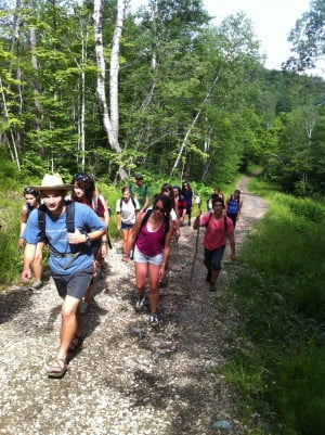 Staff Enrichment hike to plymouth state park (1)