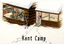 Rent camp
