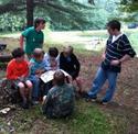 free camp rutland