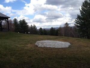 Snow melt 5-1