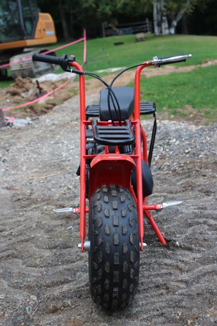 Gallagher Flynn's Auction Mini Bike Raffle - Bethany Birches Camp