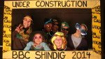 Chia and Campers at '14 Shin Dig