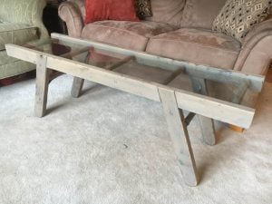 14th Annual Benefit Auction. September 24, 2016. All kinds of goodies. Like this reclaimed barn ladder coffee table. See the items available here.
